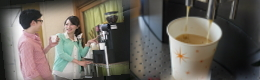 ウェルカムコーヒーサービス2014年11月19日スタート
