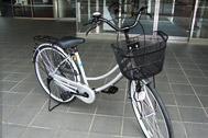 レンタル自転車イメージ