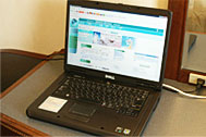 レンタルパソコンイメージ
