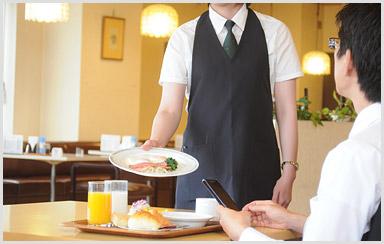 朝食コーナーイメージ