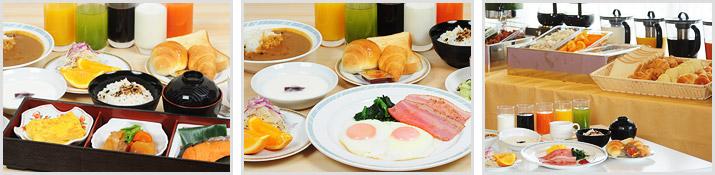 朝食サービスイメージ
