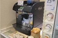 ウェルカムコーヒーサービスイメージ